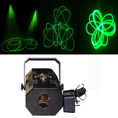 Green Laser Stage Lights