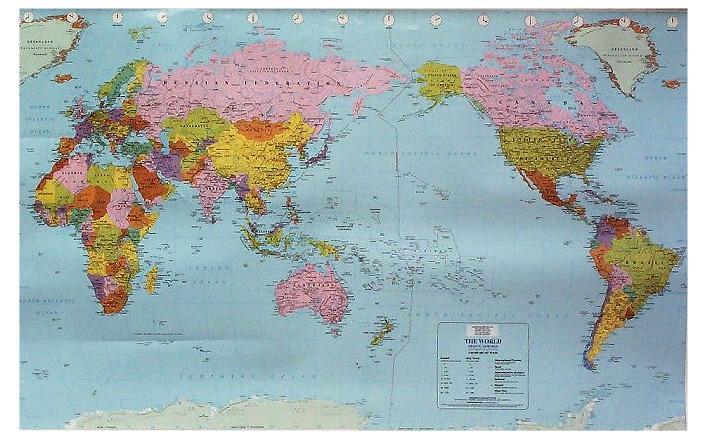 Australian maps travel road street Australia world city hiking – Australian Map of the World
